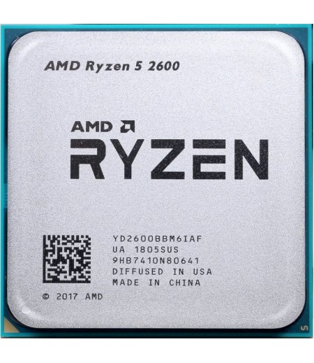 AMD Ryzen 5 2600 Pinnacle Ridge YD2600BBM6IAF 3400MHz