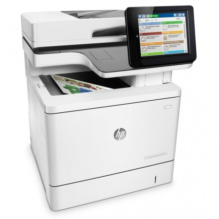 МФУ HP B5L46A Color LaserJet Enterprise M577dn A4