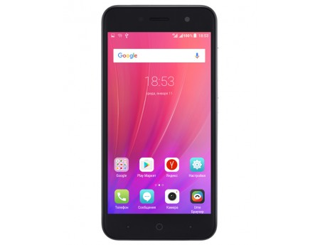Смартфон ZTE A520 16GB/2GB Gray/Blue/Gold
