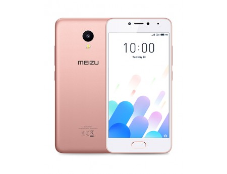 Смартфон Meizu M5c, 16GB, Black/Rose Gold